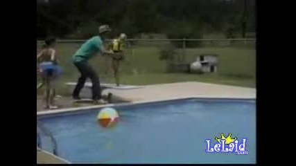 Гафове с басейни