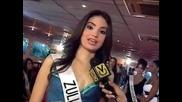Entrevista a Miss Zulia 2010 - Estefani Araujo