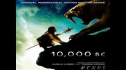 10,000 bc: Преди Христа - Начални И Финални Надписи