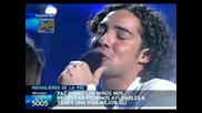 David Bisbal & Chenoa Escondidos