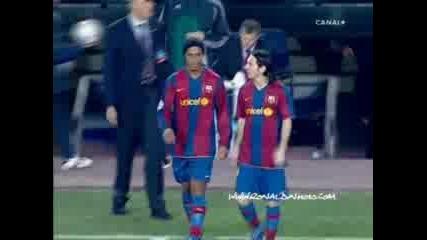 Ronaldinho Vs Rangers 2