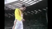 Queen ~ Under Pressure (hq) - Live Wembley 1986
