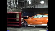 Mercedes-benz E Class - Crash test