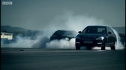Top Gear - Bmw 760li vs Mercedes S63 Amg..