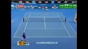Australian Open 2009 : Федерер - Бердих | 5ти Сет Част 2/4