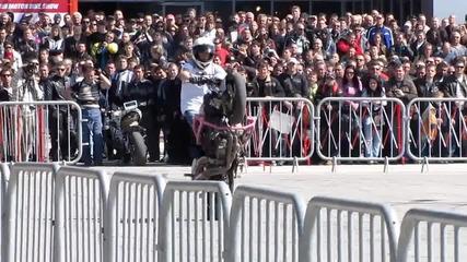 Стънт Пловдив 20.03.2010 състезател 7