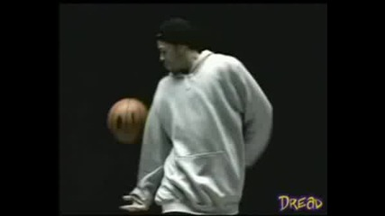 Nike-Freestyle Basketball