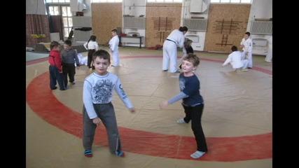 Aйкидо - Детска група