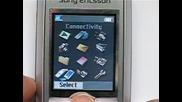 Sony Ericsson K700i Demo