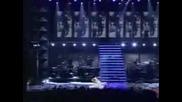 Christina Aguilera Singing (Fan Video)