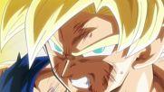 Dragon Ball Z Super - Trunks F special - Goku vs Frieza