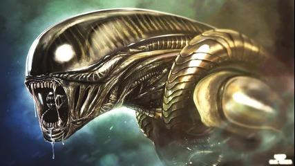 Dj Sasho - The Aliens