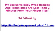 Body Wrap Treatments