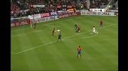 03 - 05 - 2010 Испания - Южна Корея 1 - 0