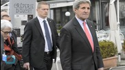 Kerry: 'Stakes are High' in Iran Nuclear Talks