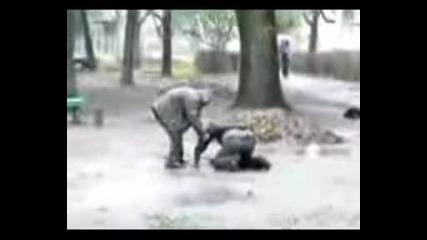 Пияни руснаци :)