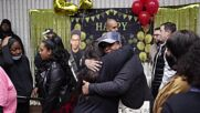 USA: Celebration held to honour 21st birthday of man shot by police in Brooklyn Center