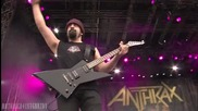 Anthrax - Indians/heaven And Hell (sonisphere 2010 Sofia)