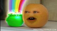 Annoying Orange - Леприкона