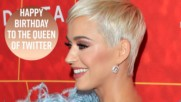 Proof that Katy Perry still rules Twitter
