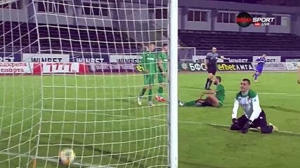 Яни Пехливанов откри резултата на стадион