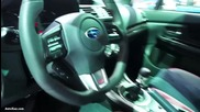 2015 Subaru Wrx Sti 2.5t Awd Sport S - Exterior and Interior