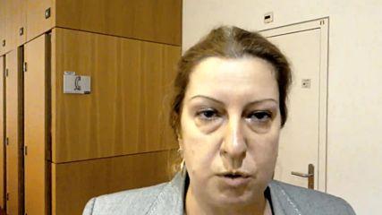 Ѝорданка Петрова от Радио Видин - разказ от първо лице за събитията в Страсбург