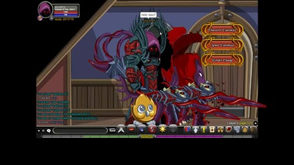 Adventure Quest Worlds My cool Acc