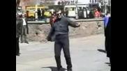 Супер Смешно Танцуващ Руснак