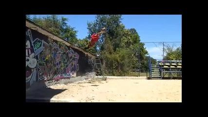 Deivi Dagalov Stunts