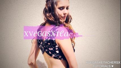 Sony Vegas Tutorial - Text Effect #13