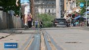 """ЗАРАДИ РЕМОНТ: Спират трамваите по """"Граф Игнатиев"""" в София"""