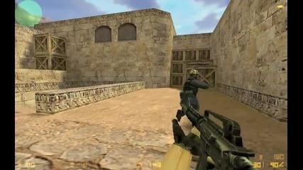 Counter Strike: de_dust2 [miniclip]