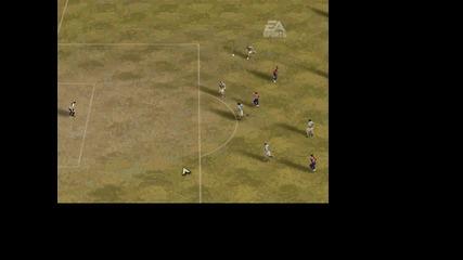 Най-якия ми гол на фифа 07