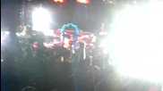 Skrillex Performing Birdy Nam Nam Remix 'goin In' Samf 61612