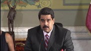 Venezuela: Maduro and Emir of Qatar sign bilateral agreements in Caracas