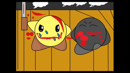 A art work from Final Episode of Evil Kirby The Nightmare Begins