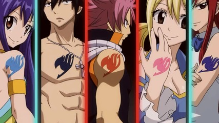 Break Out - Fairy Tail Opening 18 Full