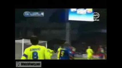Топ 20 гола - Шампионска лига 2009