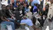 Panic on Med Migrant Boat Pitched Hundreds to Their Deaths: IOM