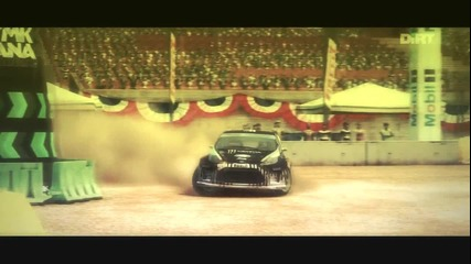 Dirt 3 - My First M B L Test