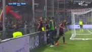 Дженоа 3:0 Милан ( 25.10.2016 )