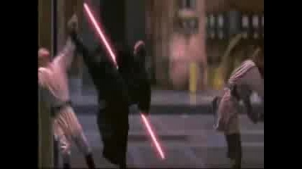Star Wars parody - Квартални Гъзари