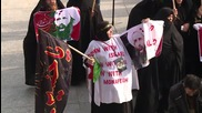 Iran: Tehran protesters rally against Saudi Arabia's execution of Shiite cleric