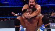 Русев срещу Кофи Кингстън срещу Зак Рийдър и Джиндър Махал - Мач на фаталната четворка