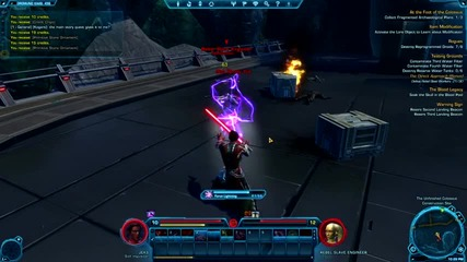 Tor: Sith Inquisitor Gameplay part 3