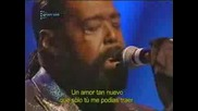 Pavarotti & Barry White - My First My