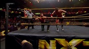 Adrian Neville & Sami Zayn vs. Justin Gabriel & Tyson Kidd: Wwe Nxt, July 10, 2014