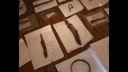 Златни монети, спирали и бронзови гривни от археологически разкопки представиха в НИМ