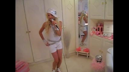 Justin Bieber Love me Cover Version by Scarlett-darleen 12 years old